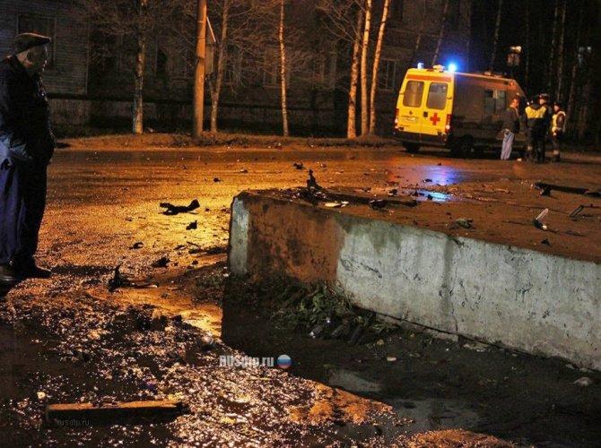 В Северодвинске пьяный водитель пытался уйти от погони 2.jpg