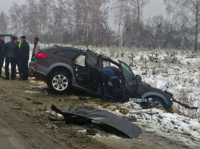 При столкновении Audi и грузовика под Димитровградом погиб человек_1.jpg