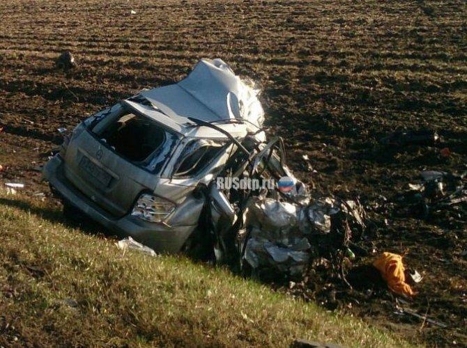 Три человека погибли в ДТП с фурой в Калининском районе 1.jpg