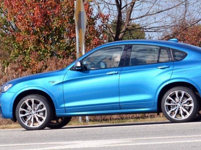Появились фото нового поколения BMW X4 M40i 2.jpg