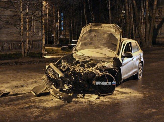 В Северодвинске пьяный водитель пытался уйти от погони 3.jpg