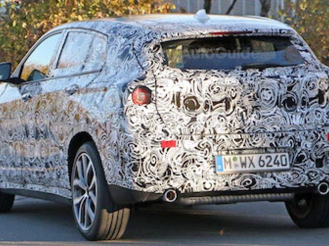 Появились шпионские фото кроссовера  BMW X2.jpg