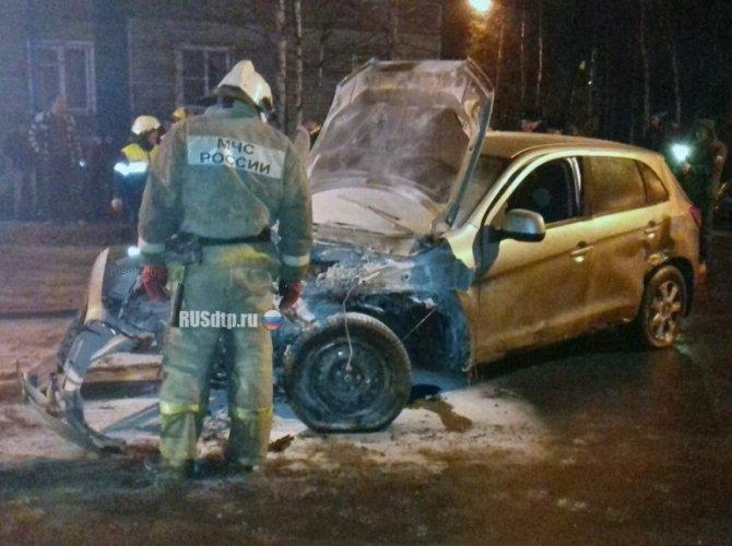 В Северодвинске пьяный водитель пытался уйти от погони 4.jpg
