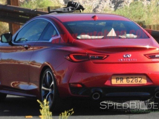 В Сети появились новые фотографии купе Infiniti Q60 2.jpg