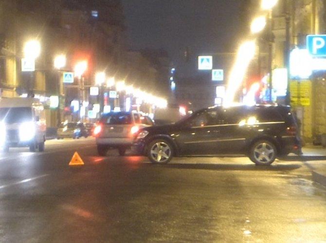 ДТП на улице Восстания