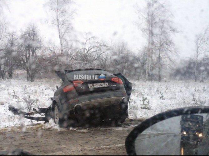 При столкновении Audi и грузовика под Димитровградом погиб человек_3.jpg