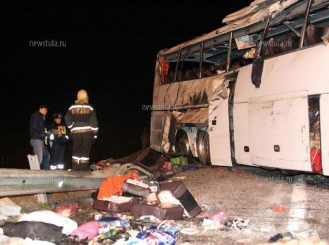 В ДТП под Тулой погибли 7 и пострадали 48 человек 4.jpg