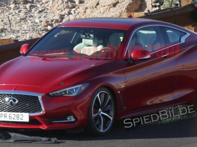 В Сети появились новые фотографии купе Infiniti Q60 1.jpg