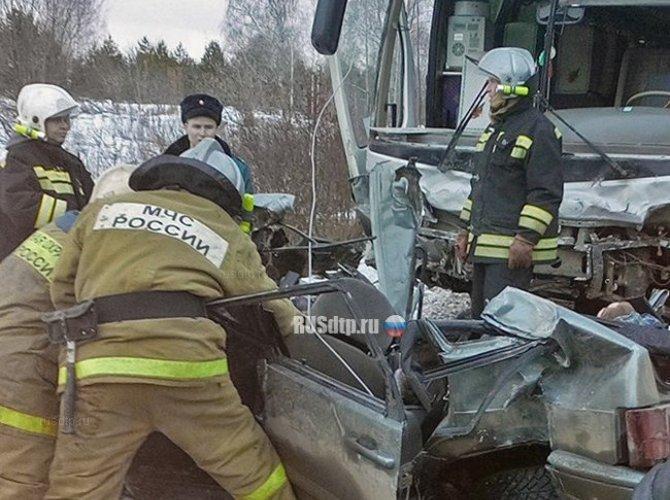 В Краснокамске в ДТП с участием автобуса погибли три человека 1.jpg