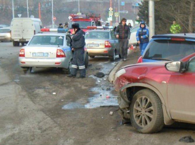 В Красноярске в массовом ДТП погибла 5-летняя девочка 7.jpg