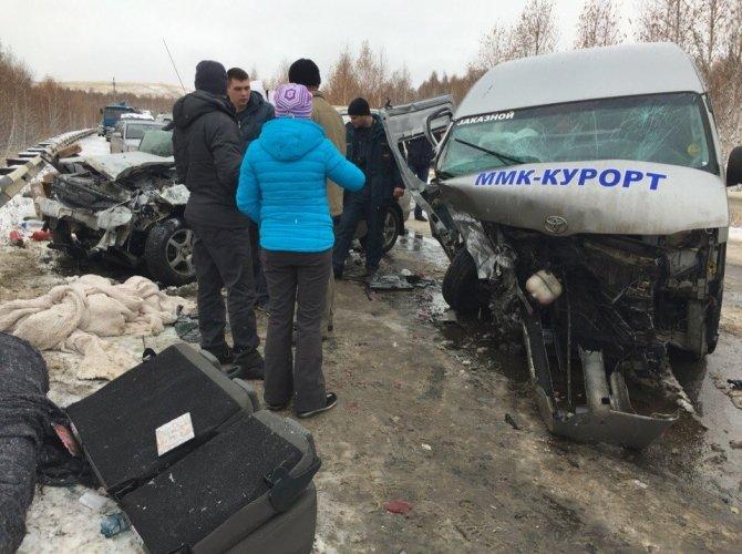 В Башкирии в ДТП с микроавтобусом пострадали восемь человек.jpg