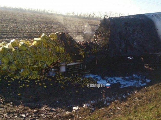 Три человека погибли в ДТП с фурой в Калининском районе 5.jpg
