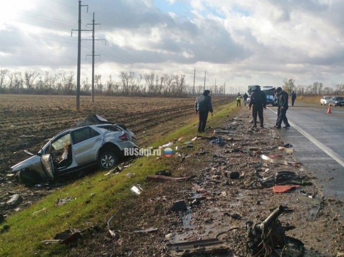 Три человека погибли в ДТП с фурой в Калининском районе 4.jpg