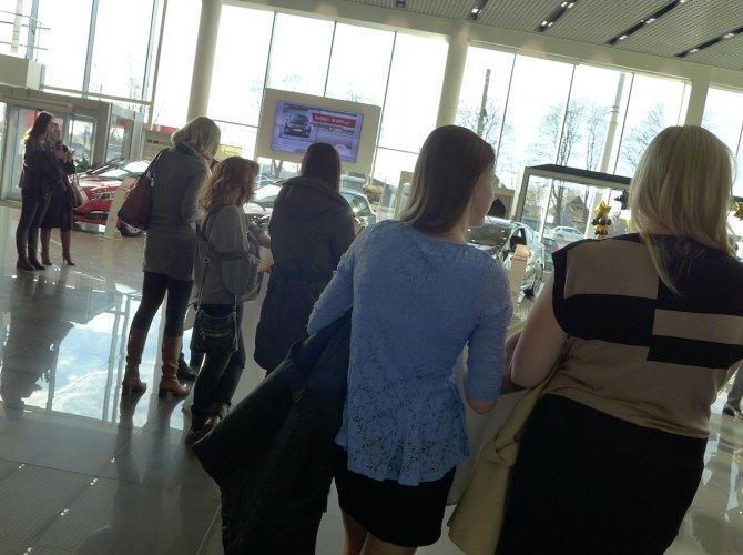 Презентация Kia Ceed 2015