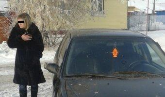 В Омске пьяная женщина без прав сбила двух детей и скрылась с места ДТП
