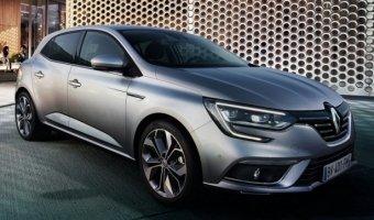 Стали известны технические характеристики новейшего Renault Megane