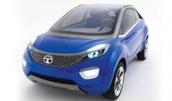 Индийская компания Tata готовит новый внедорожник Nexon