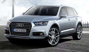 Стала известна стоимость обновленного кроссовера Audi Q7