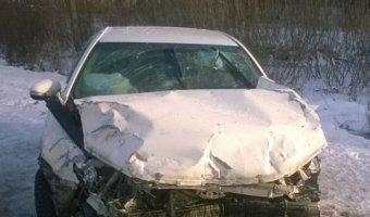 В Томской области в ДТП погибли женщина и ребенок