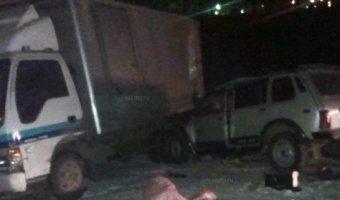 Пассажир ВАЗа погиб в ДТП в Алтайском крае