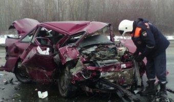 Под Саратовом в ДТП погибли два человека