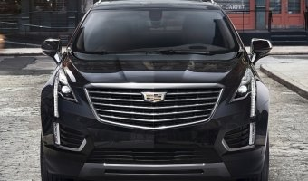 Cadillac представили кроссовер XT5