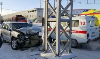 Главный редактор якутской газеты сбил трех пешеходов, один из которых скончался