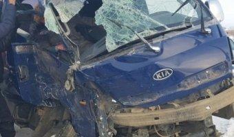 В Якутии в крупном ДТП пострадали шесть человек