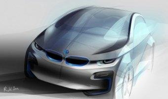Появились данные о новейшем автомобиле BMW