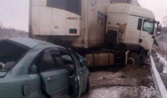 Пять человек погибли в ДТП в Калужской области