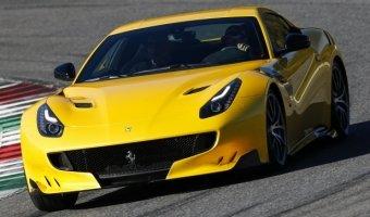 Весь тираж суперкара Ferrari F12tdf уже распродан