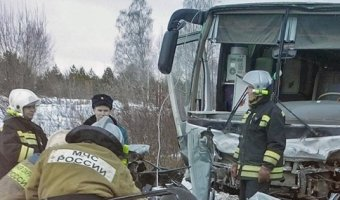 В Краснокамске в ДТП с участием автобуса погибли три человека