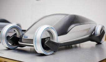 Молодые дизайнеры из Милана придумали Audi будущего