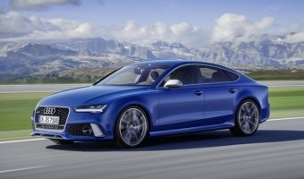 Известна стоимость новых мощных версий Audi RS 6 Avant и RS 7 Sportback