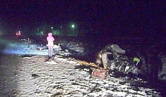 Семья из Екатеринбурга погибла в ДТП под Тюменью