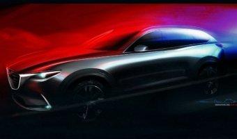 В Лос-Анджелесе Mazda представит новое поколение CX-9