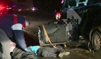 На Калужском шоссе в ДТП погибли два человека