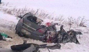 В ДТП под Новосибирском погибли четыре женщины