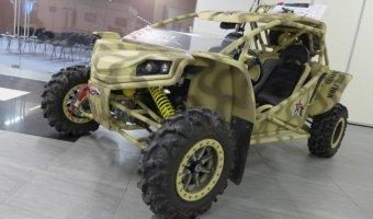 Внедорожный армейский багги Sandy Wolf - эксклюзивные автомобили на usedcars.ru