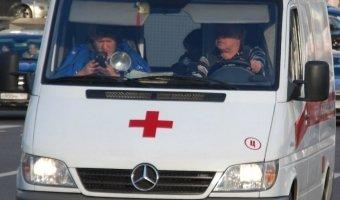 В ДТП с маршруткой под Астраханью пострадали шесть человек