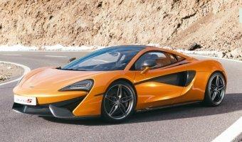 McLaren начали производство нового спорткара 570S