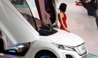 Great Wall выпустит первый электромобиль C30EV в 2016 году