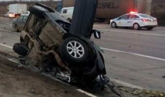 В Ростовской области в ДТП погибли два человека