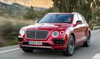 В 2016 году Bentley представит кросс-купе Bentayga Coupe