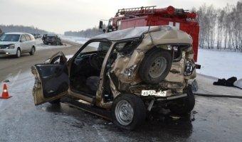 Под Иркутском в ДТП погибли три человека