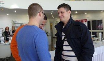 Обновленный  KIA Сeed был представлен публике петербургскими дилерами