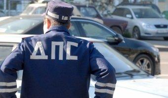 В Дагестане нетрезвый водитель сбил трех сотрудников полиции