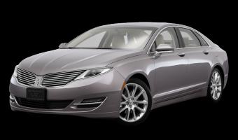 Lincoln выпустили свой самый мощный седан MKZ