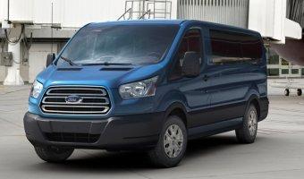 Продажи автомобилей Ford Transit в России за третий квартал 2015 года удвоились