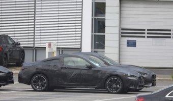 Появились фото нового купе Infiniti Q60